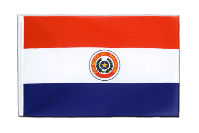 Sleeved Flag ECO Paraguay - 2x3 ft