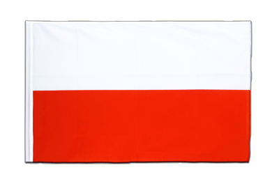 Sleeved Flag ECO Poland - 2x3 ft
