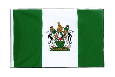 Sleeved Flag ECO Rhodesia - 2x3 ft