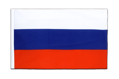 Sleeved Flag ECO Russia - 2x3 ft