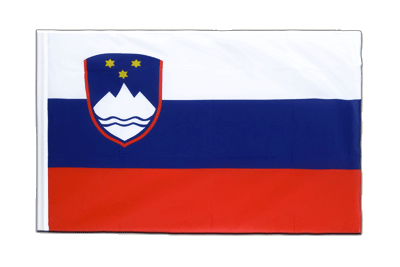 Sleeved Flag ECO Slovenia - 2x3 ft
