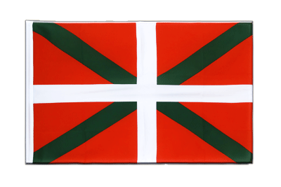 Sleeved Flag ECO Basque country - 2x3 ft