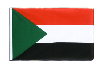 Sleeved Flag ECO Sudan - 2x3 ft