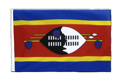 Sleeved Flag ECO Swaziland - 2x3 ft