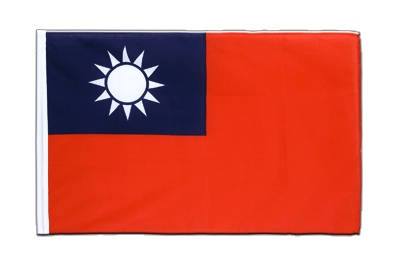 Sleeved Flag ECO Taiwan - 2x3 ft
