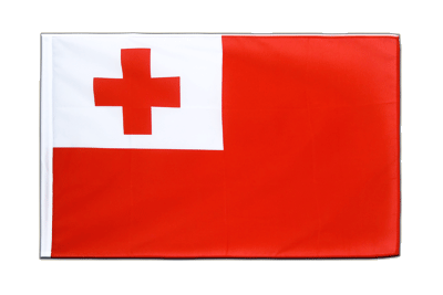Sleeved Flag ECO Tonga - 2x3 ft