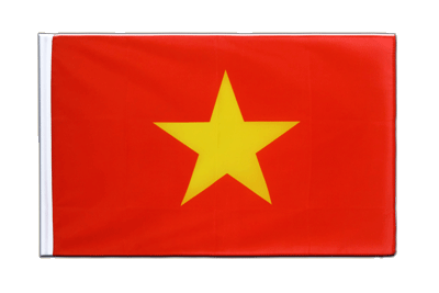 Sleeved Flag ECO Vietnam - 2x3 ft