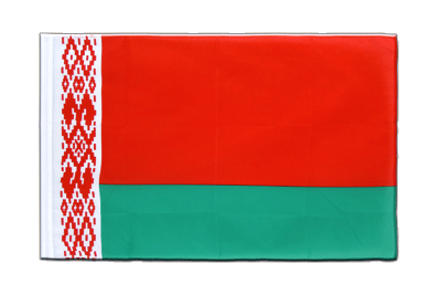 Sleeved Belarus Flag ECO - 2x3 ft