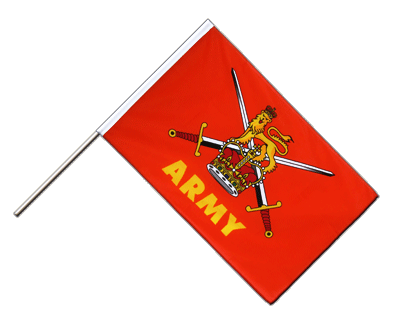 British Army - Stockflagge ECO 60 x 90 cm