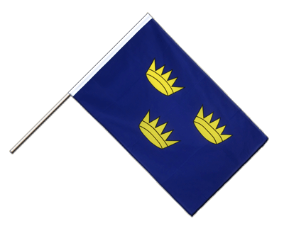 Hand Waving Flag ECO Munster - 2x3 ft