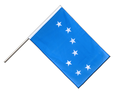Hand Waving Flag ECO Starry Plough - 2x3 ft