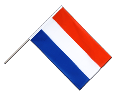 Hand Waving Flag ECO Netherlands - 2x3 ft