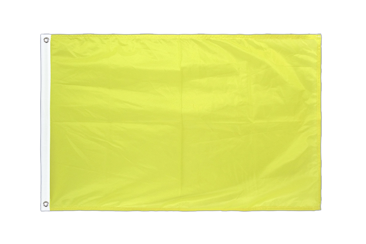 Grommet Flag PRO yellow - 2x3 ft