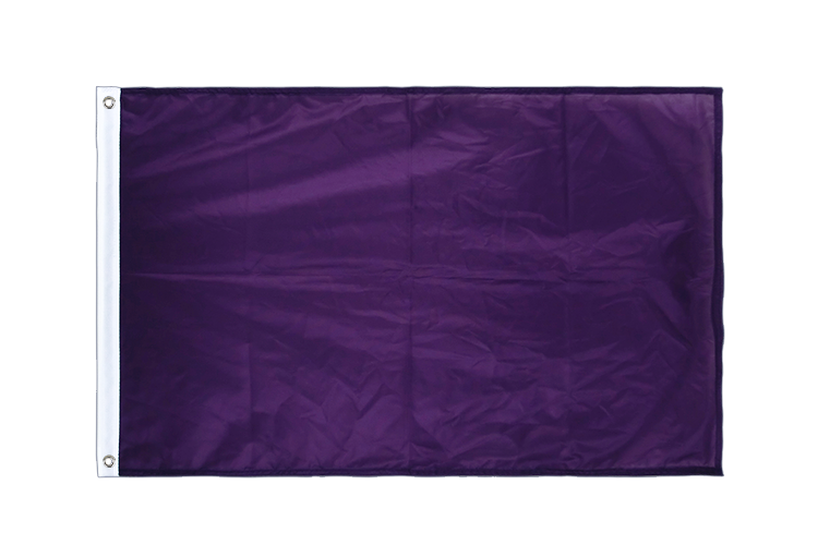 Grommet Flag PRO Purple - 2x3 ft