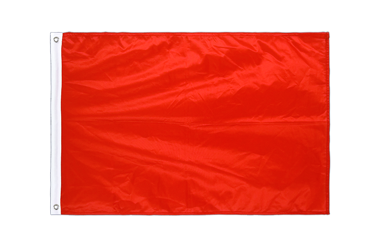 Grommet Flag PRO red - 2x3 ft