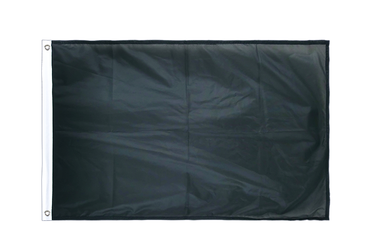 Grommet Flag PRO black - 2x3 ft