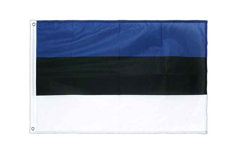 Grommet Flag PRO Estonia - 2x3 ft