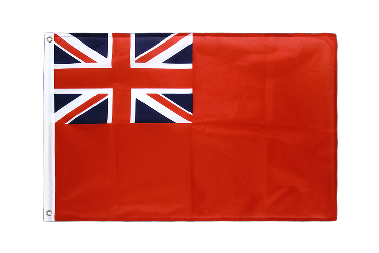 Grommet Flag PRO Red Ensign - 2x3 ft