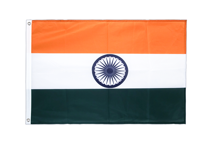 Grommet Flag PRO India - 2x3 ft