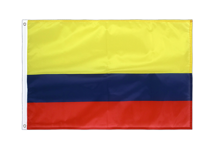 Colombia Grommet Flag PRO - 2x3 ft