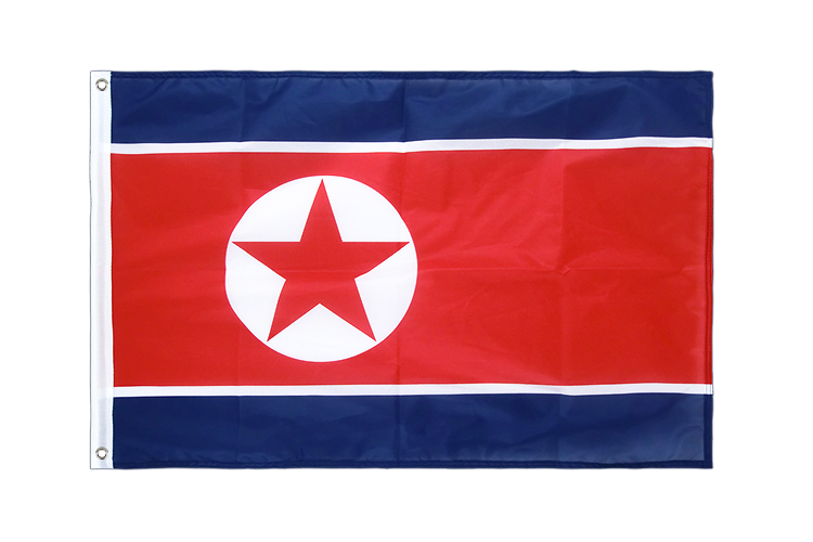 Grommet Flag PRO North corea - 2x3 ft