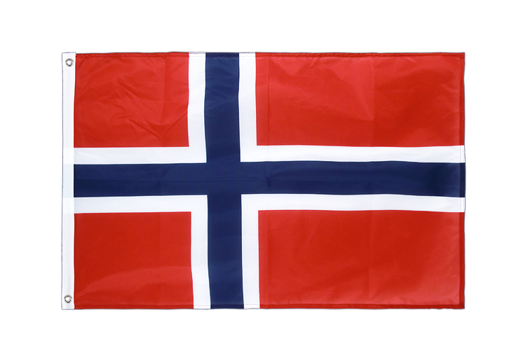 Grommet Flag PRO Norway - 2x3 ft