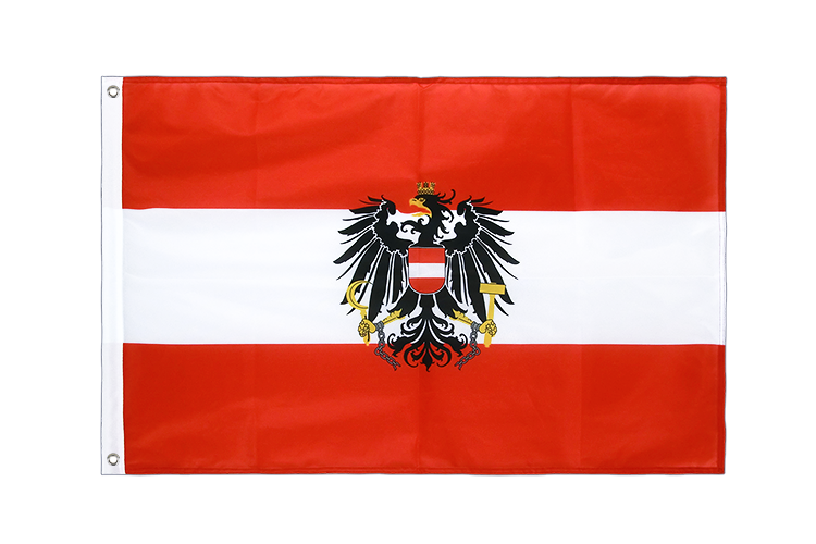 Grommet Flag PRO Austria eagle - 2x3 ft