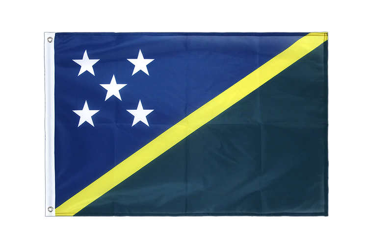 Grommet Flag PRO Solomon Islands - 2x3 ft