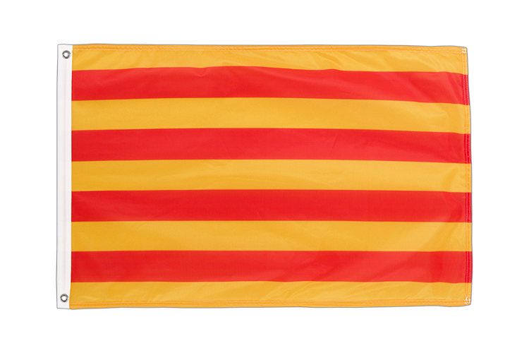 Grommet Flag PRO Catalonia - 2x3 ft
