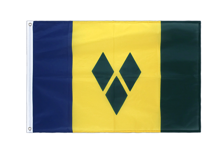 Grommet Flag PRO Saint Vincent and the Grenadines - 2x3 ft