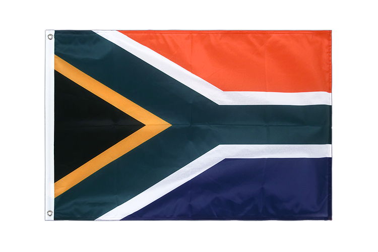 Grommet Flag PRO South Africa - 2x3 ft