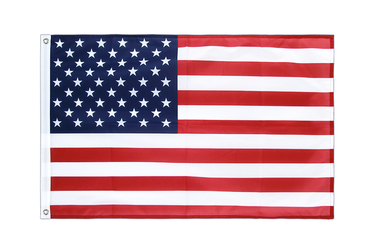 Grommet Flag PRO USA - 2x3 ft