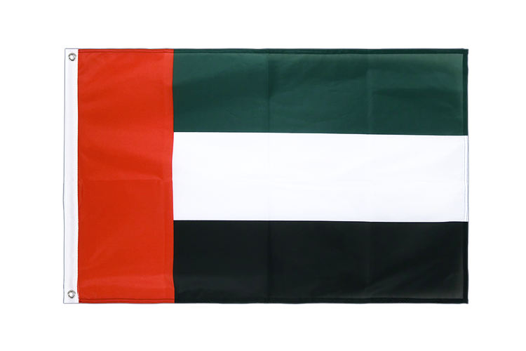 Grommet Flag PRO United Arab Emirates - 2x3 ft