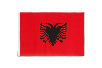 Little Flag Albania - 6x9""