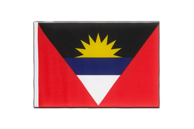Antigua and Barbuda Mini Flag - 6x9""