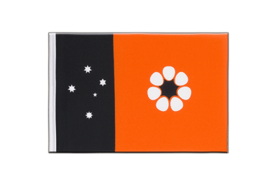 Little Flag Northern Territory - 6x9""