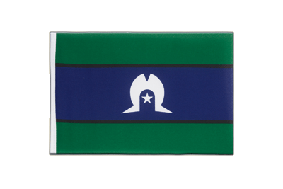 Little Flag Torres Strait Islands - 6x9""