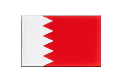 Little Flag Bahrain - 6x9""