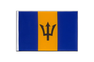 Little Flag Barbados - 6x9""