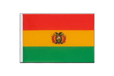 Little Flag Bolivia - 6x9""