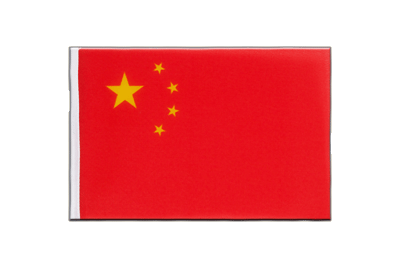 Little Flag China - 6x9""