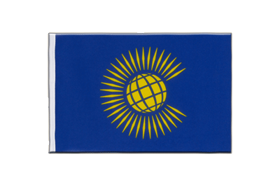 Fanion drapeau Commonwealth 15x22 cm