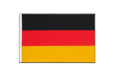 Little Flag Germany - 6x9""