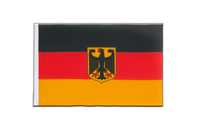 Little Flag Germany Dienstflagge - 6x9""
