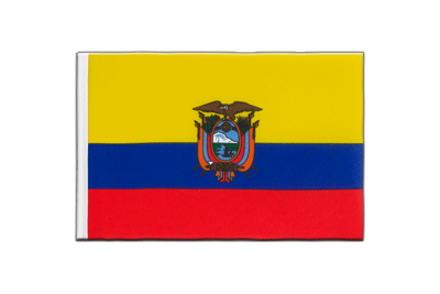 Ecuador Mini Flag - 6x9""