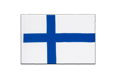 Little Flag Finland - 6x9""