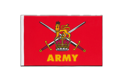British Army Mini Flag - 6x9""