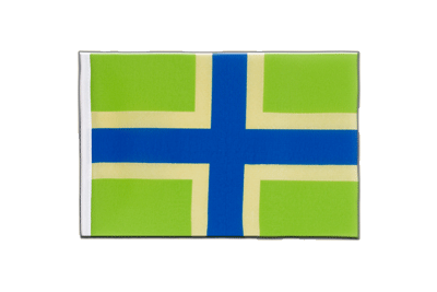 Gloucestershire new Mini Flag - 6x9""