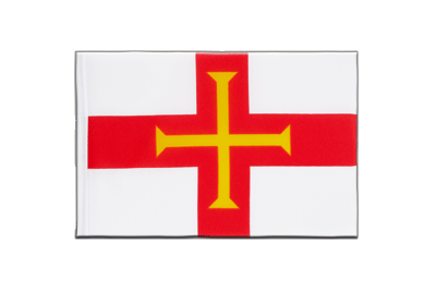 Little Flag Guernsey - 6x9""