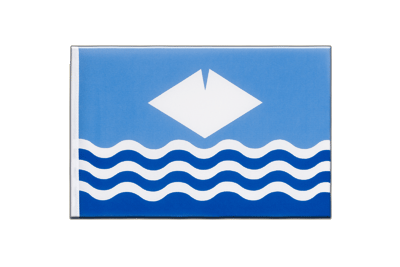 Little Isle of Wight Flag 6x9""